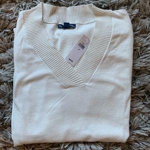 Brand New Gap V Neck Light Sweater